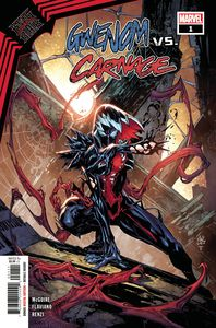 [King In Black: Gwenom Vs Carnage #1 (Product Image)]