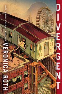 [Divergent Trilogy: Book 1: Divergent (Product Image)]