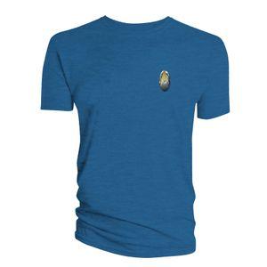 [Star Trek: Discovery: T-Shirt: 32nd Century Starfleet Uniform (Sapphire) (Product Image)]