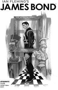 [James Bond #5 (Cover A Richardson) (Product Image)]