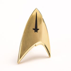 [Star Trek: Discovery: Insignia Badge: Command (Product Image)]