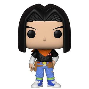 [Dragon Ball Z: Pop! Vinyl Figure: Android 17 (Product Image)]