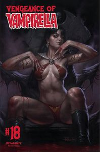 [Vengeance Of Vampirella #18 (Cover A Parrillo) (Product Image)]