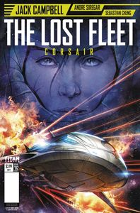 [The Lost Fleet: Corsair #2 (Cover C Laming) (Product Image)]