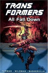 [Transformers: Volume 13: All Fall Down (Hardcover) (Product Image)]