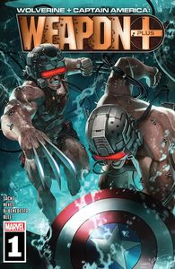 [Wolverine & Captain America: Weapon Plus #1 (Product Image)]