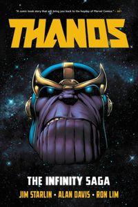 [Thanos: Infinity Saga: Omnibus (Hardcover) (Product Image)]