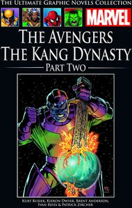[Marvel Graphic Novel Collection: Volume 218: Avengers Kang Dynasty (Product Image)]