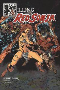 [Killing Red Sonja #4 (Castro Bonus Variant) (Product Image)]