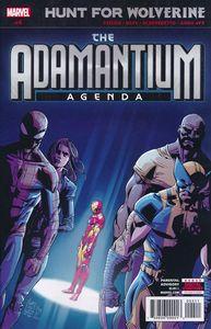 [Hunt For Wolverine: Adamantium Agenda #4 (Product Image)]