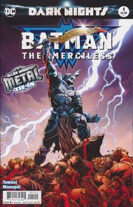 [Batman: The Merciless #1 (Metal) (2nd Printing) (Product Image)]