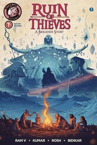 [Ruin Of Thieves: Brigands #3 (Cover A Kumar) (Product Image)]