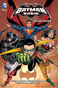[Batman & Robin: Volume 7: Robin Rises (Hardcover) (Product Image)]