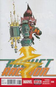 [Rocket Raccoon #8 (Product Image)]