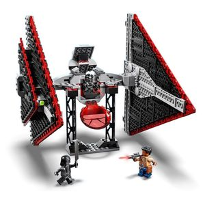 [LEGO: Star Wars: The Rise Of Skywalker: Sith Tie Fighter (Product Image)]