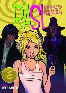 [RASL: Romance At The Speed Of Light (Full Colour Edition) (Product Image)]