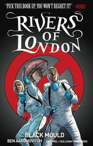 [Rivers Of London: Volume 3: Black Mould (Signed Mini Print Edition) (Product Image)]