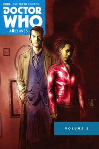 [Doctor Who: The Tenth Doctor: IDW: Archives Omnibus: Volume 2 (Product Image)]