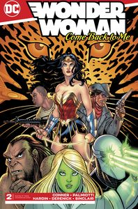 [Wonder Woman: Come Back To Me #2 (Product Image)]