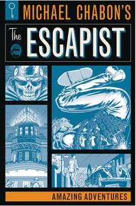[Michael Chabon's The Escapists: Amazing Adventures (Product Image)]