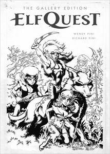 [Elfquest: Original Quest (Hardcover Gallery Edition) (Product Image)]