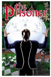 [The Prisoner #1 (Cover A Signed Edition) (Product Image)]