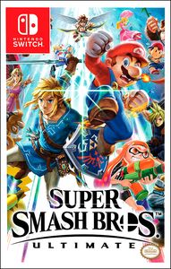 [Super Smash Bros: Ultimate Official Guide (Product Image)]