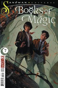 [Books Of Magic #7 (Product Image)]