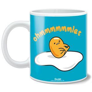 [Gudetama: Mug: Ohhhmmmlet (Product Image)]