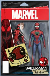 [Spider-Man/Deadpool #1 (Christopher Action Figure Variant) (Product Image)]