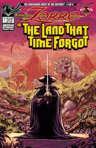 [Zorro: In Land That Time Forgot #1 (Cover C Limited Edition Ranaldi) (Product Image)]