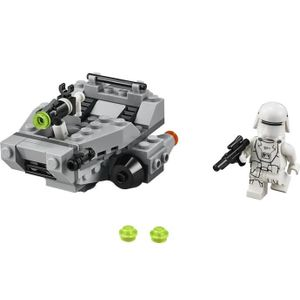 [Star Wars: The Force Awakens: Lego: Micro Fighter: First Order Snowspeeder (Product Image)]
