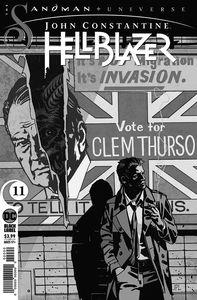 [John Constantine: Hellblazer #11 (Product Image)]