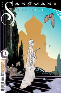 [The Sandman Universe #1 (Russell Variant Edition) (Product Image)]