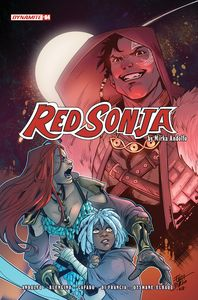 [Red Sonja: 2021 #4 (Cover D Durso) (Product Image)]