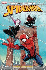 [Marvel: Action Spider-Man: Book 1: New Beginning (Product Image)]