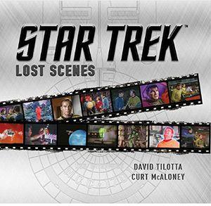 [Star Trek: Lost Scenes (Hardcover) (Product Image)]