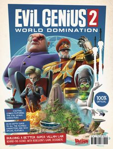 [Evil Genius 2: World Domination Magazine (Product Image)]