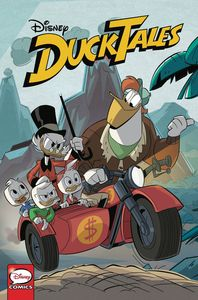 [Ducktales: Faires & Scares #1 (Cover A Ghiglione & Stella) (Product Image)]