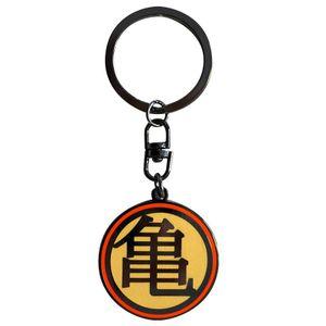 [Dragon Ball: Keychain: Kame Symbol (Product Image)]