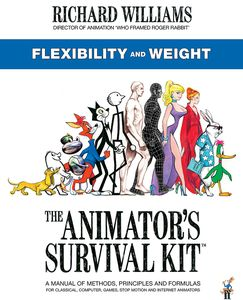 [The Animator's Survival Kit: Flexibility & Weight (Product Image)]
