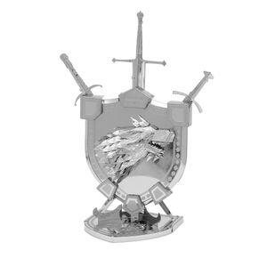 [Game Of Thrones: Metal Earth Model Kit: Stark Sigil (Product Image)]