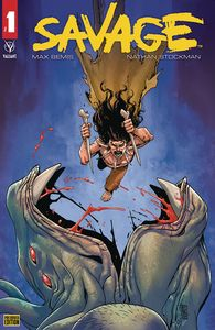 [Savage (2020) #1 Cover C #1-4 (Pre-Order Bundle Edition) (Product Image)]