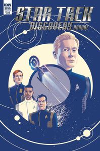 [Star Trek: Discovery: Annual 2018 (Cover B Caltsoudas) (Product Image)]
