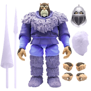 [Thundercats: Ultimates Action Figure: Snowman Of Hook Mountain (Product Image)]