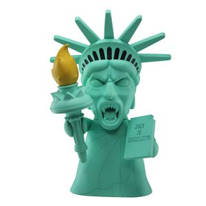 [Doctor Who: TITANS: Statue Of Liberty Weeping Angel (8 Inch Edition) (Product Image)]