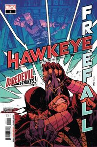 [Hawkeye: Free Fall #4 (Product Image)]