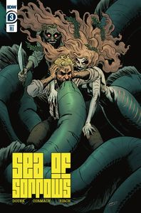 [Sea Of Sorrows #4 (Brian Level Variant) (Product Image)]