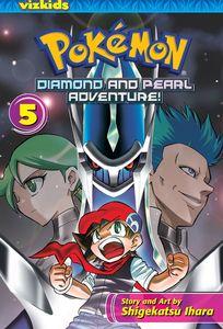 [Pokemon: Diamond & Pearl Adventure: Volume 5 (Product Image)]