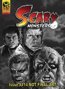 [Scary Monsters Magazine #114 (Product Image)]